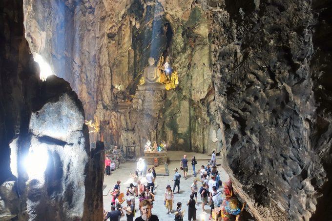 五行山 フィエン・コン洞窟