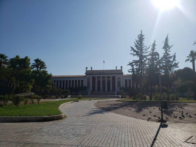 満足できた「アテネ国立考古学博物館」