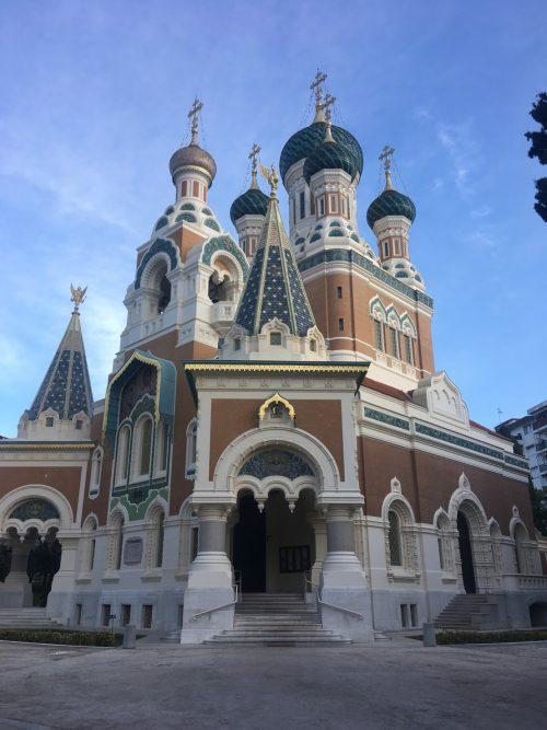 サン 二コラ ロシア正教会大聖堂