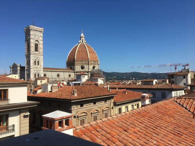 美しい街フィレンツェ