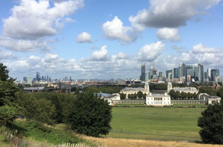 Greenwich展望台
