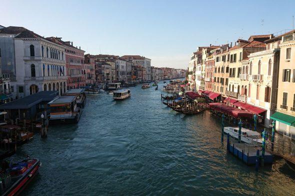 水の都「ベネチア」は期待以上!