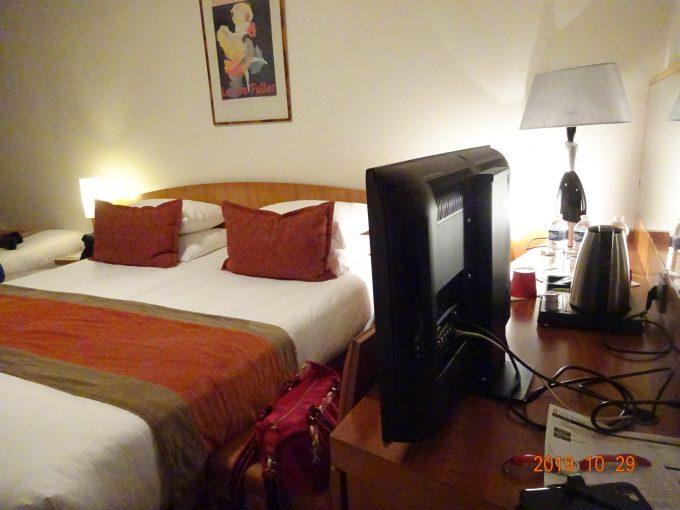 ホテル ニース リビエラ 室内