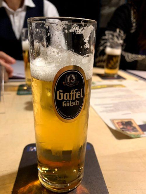 もちろんビールです!