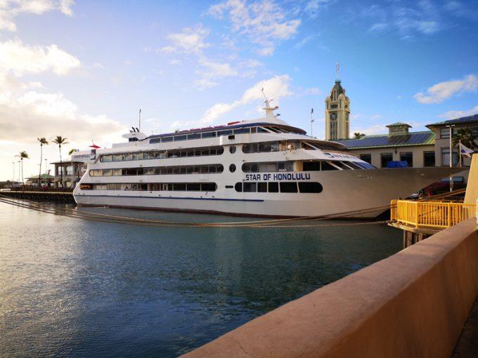 人気客船『スターオブホノルル』