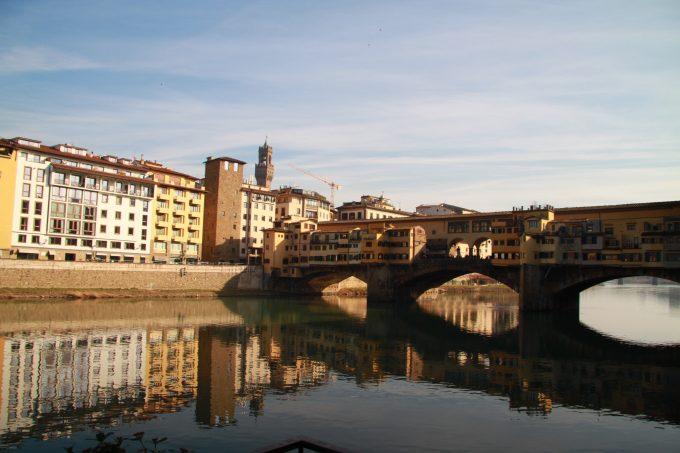 フィレンツェ、ヴェッキオ橋
