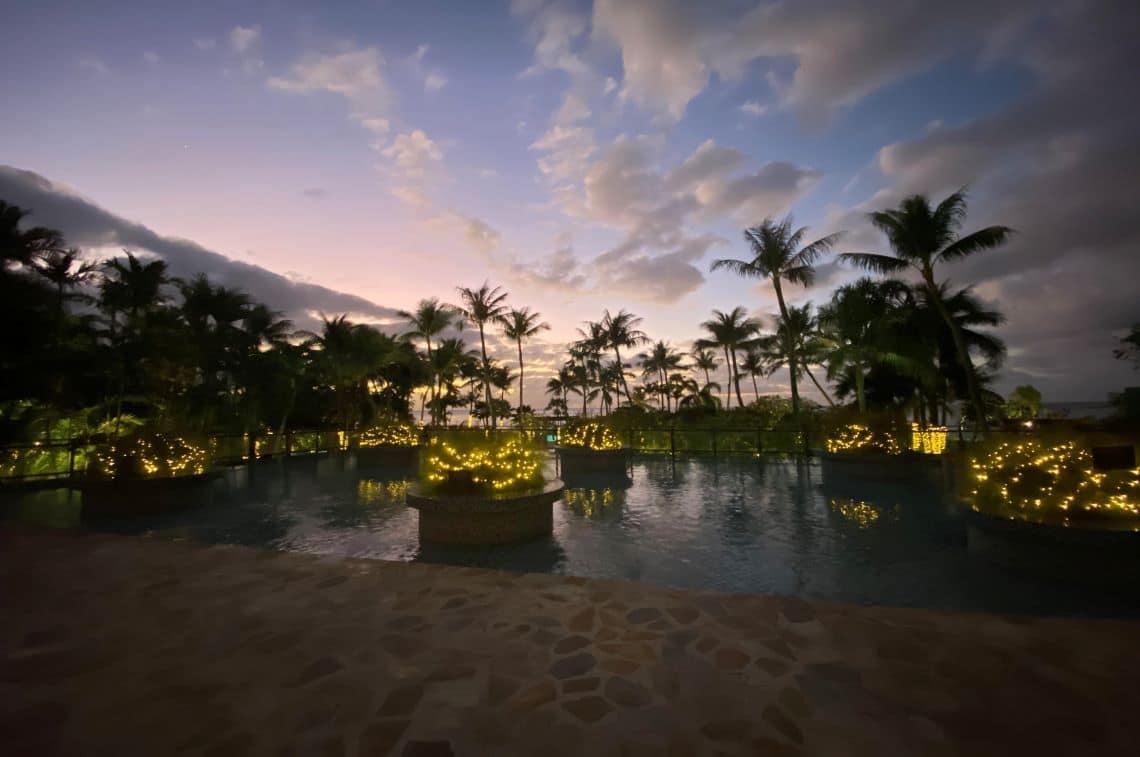 アウトリガービーチリゾートホテル