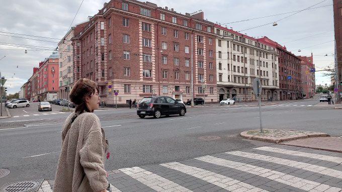 ヘルシンキ市街地