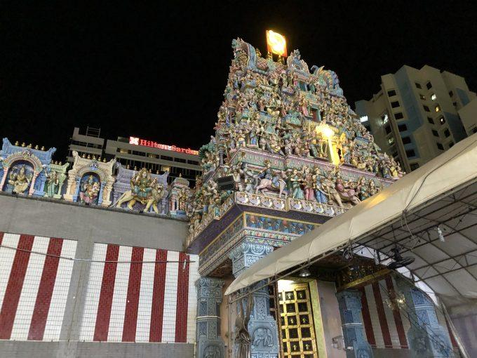 スリ ヴィラマカリアマン寺院