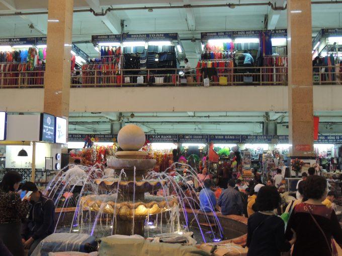 ハノイ ドンスアン市場