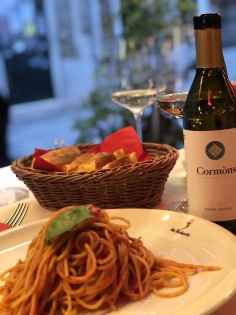 イタリアはどこへ行っても食事が美味しい!