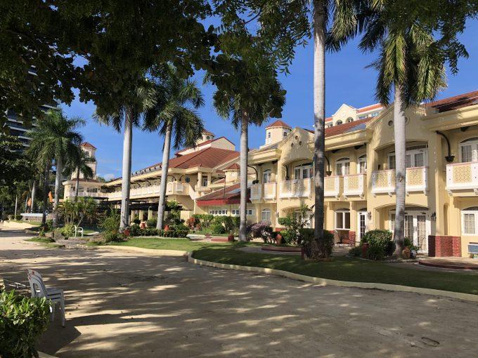最初に2泊したヴィスタマービーチリゾートホテル