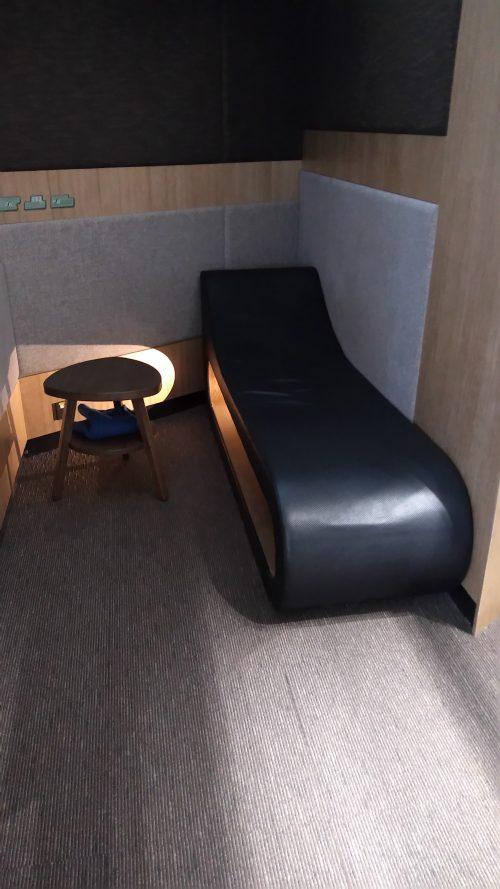仮眠スペース