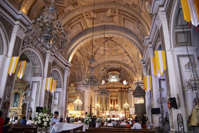 世界遺産 サン・アグスティン教会