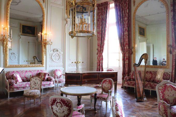 ゴージャスなベルサイユ宮殿