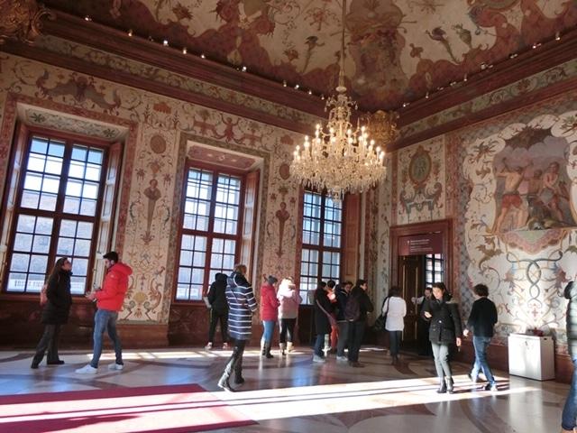 ヴェルヴェデーレ宮殿