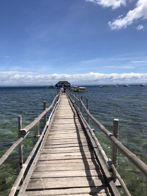 「ナルスアン島」での風景