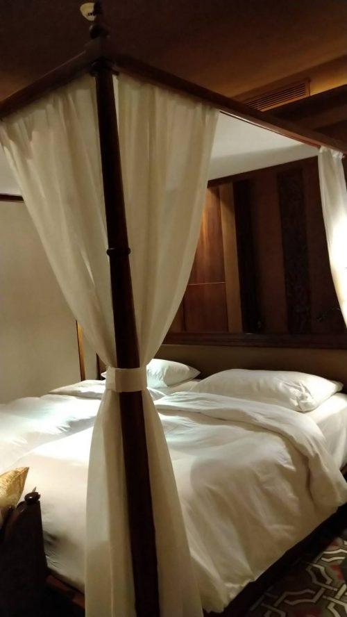 「ラマヤナ スイート&リゾート」ホテルのお部屋
