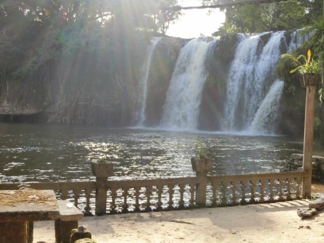 ジョセフィン滝