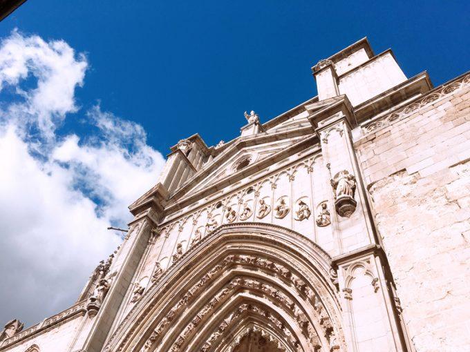 歴史的建造物の数々