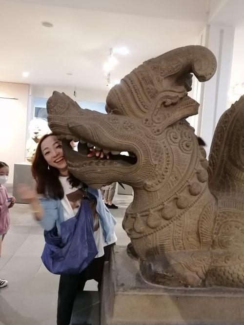ダナン・チャム彫刻博物館