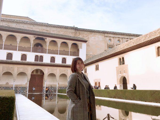 美しいナスル宮殿