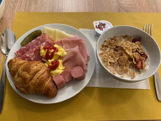 朝食も美味しかったです!