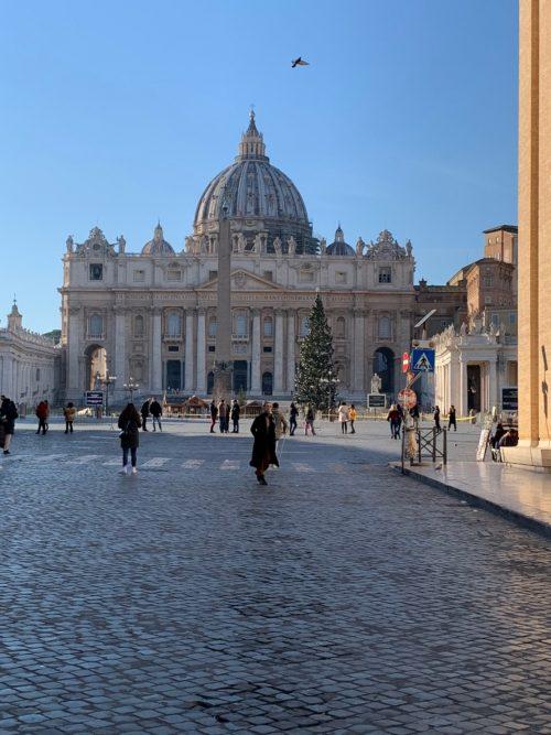 サン・ピエトロ大聖堂外観