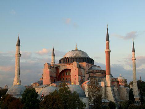 イスタンブール:アヤソフィア