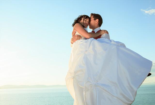 ハネムーン,新婚旅行
