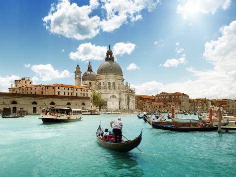 ベネチア:グランド・カナル