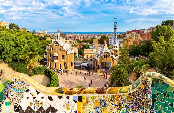 3. バルセロナ-パリ周遊旅行