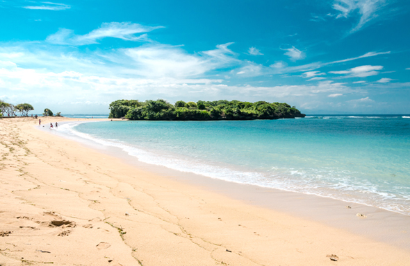 ヌサドゥア(バリ島)