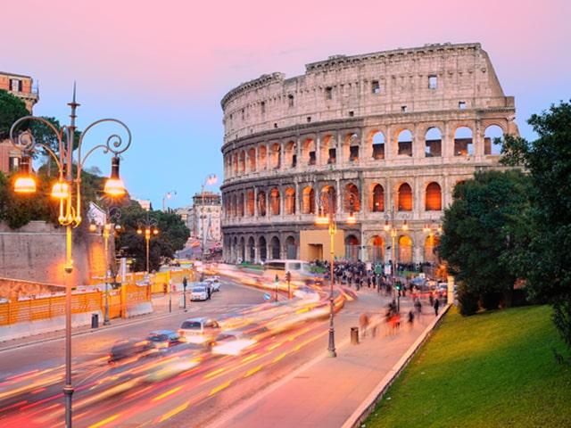 イタリアへ「日本から唯一の直行便」