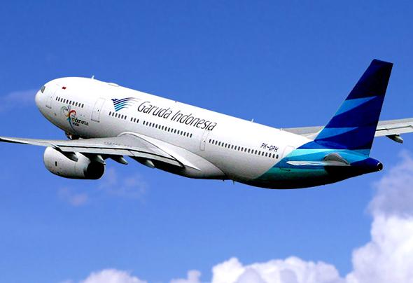 ガルーダ・インドネシア航空 で行くインドネシア旅行