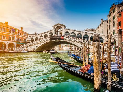 ベネチア:リアルト橋