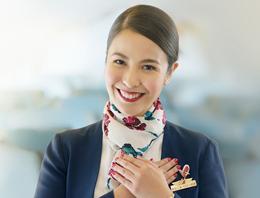 フィリピン航空客室乗務員