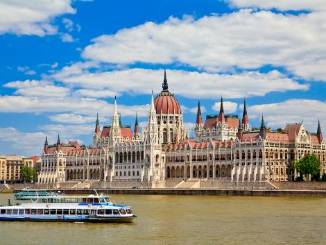 ブダペスト:国会議事堂