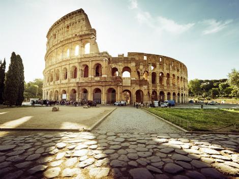 ローマ:コロッセオ