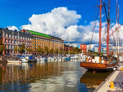 ヘルシンキ:街並み