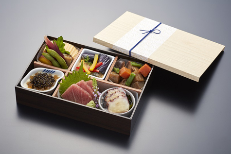 食事くろぎの弁当BOX