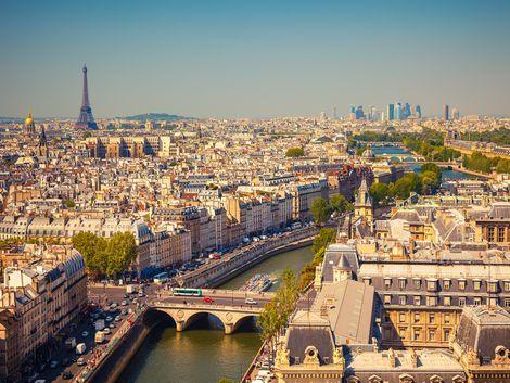 パリ:街並み