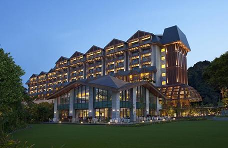リゾート ワールド セントーサ - エクアリアス ホテル
