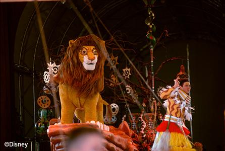 フェスティバル・オブ・ザ・ライオンキング