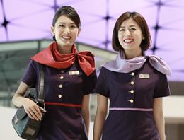 香港航空客室乗務員