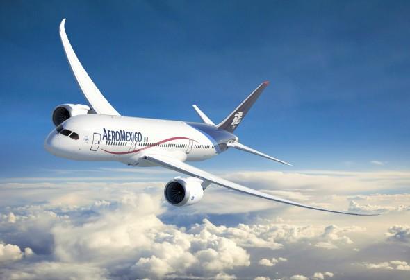 アエロメヒコ航空 機体イメージ
