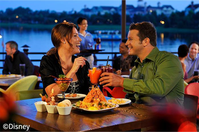 Paradiso 37で食事を楽しむカップル(イメージ)