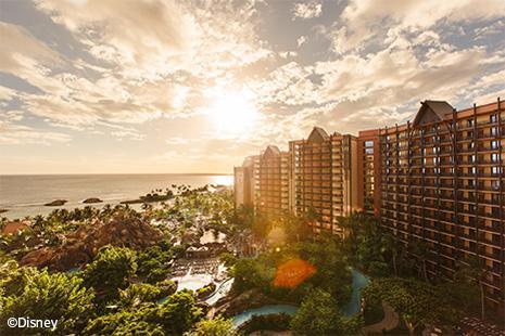 アウラニ・ディズニー・リゾート&スパ コオリナ ハワイ