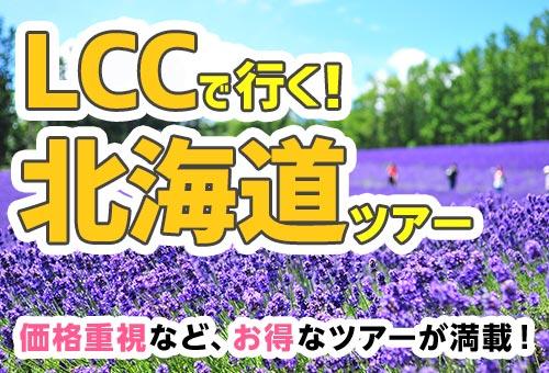 LCCで行く!北海道ツアー