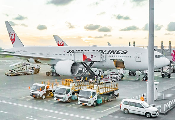 JAL(日本航空)イメージ